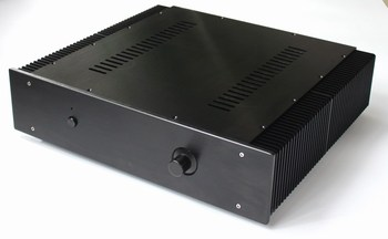 KYYSLB 2018  WA43 all-aluminum amplifier chassis  amplifier case   amplifier box /Pre-amplifier/Class A amplifier