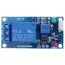 Relay Module Moisture Humidity Sensor Control Switc