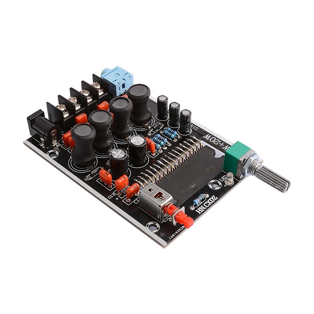 AIYIMA TA2020 20W*2 Power Amplifier Board Stereo Amplificador de Audio Class T Sound Amplifier Board For Home Theater DIY