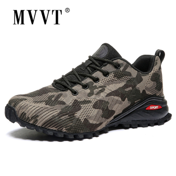 Autumn Outdoor Casual Shoes Men Breathable Fashion Sneakers Non-Slip Traveling Foot Wear