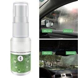Ceramic Glass Nano-hydrophobic Coating Anti-rain Agent Windshield Rainproof Agent Spray Car Paint Cleaner Polishing Spot Rust