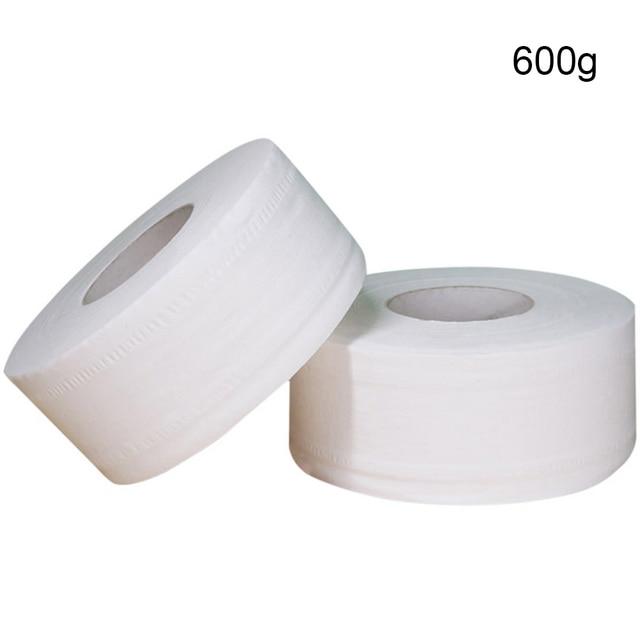 6 grandes rolos de papel higiénico papel higiénico papel higiénico papel higiénico 4ply toalhas de papel tecido mesa de jantar cozinha papel higiénico macio para o uso da loja de negócios do hotel