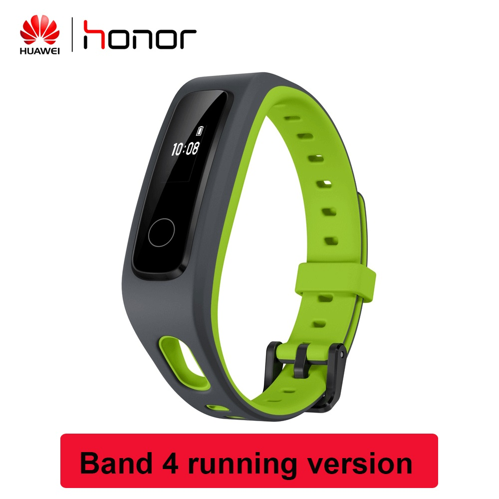 green band4 running
