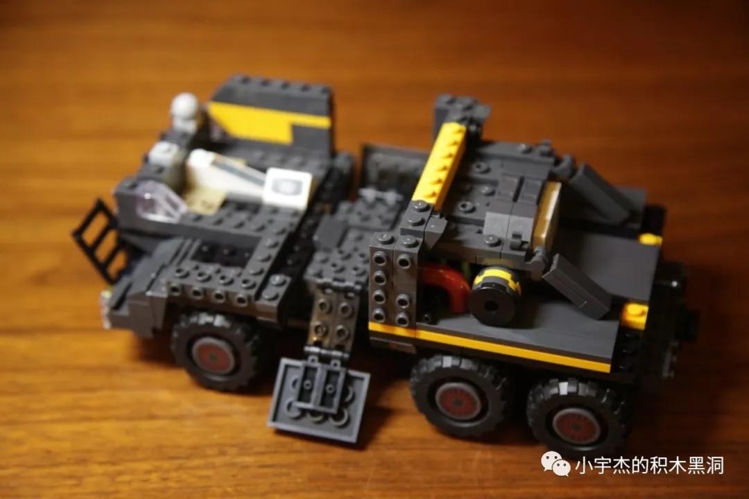 IN STOCK 107006 1535pcs creator Technic Movie series Cargotruck-Iron OreTruckl Building Blocks Brick Kids Toys Christmas Gift 21