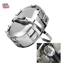KEMiMOTO Snowmobile Hot Dogger Food Warmer Exhaust Cooker Stainless Heated Lunch Box Cooking Accessories For UTVs