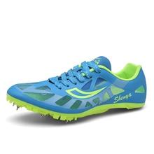 Мужские и женские спортивные кроссовки с шипами для занятий спортом на открытом воздухе, спортивная обувь для студентов, спортивная обувь, кроссовки для бега