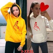 Sweatshirts Womens Long Sleeve Hoody Jumper Pullover Top Blouse Printsd Sweatshirt