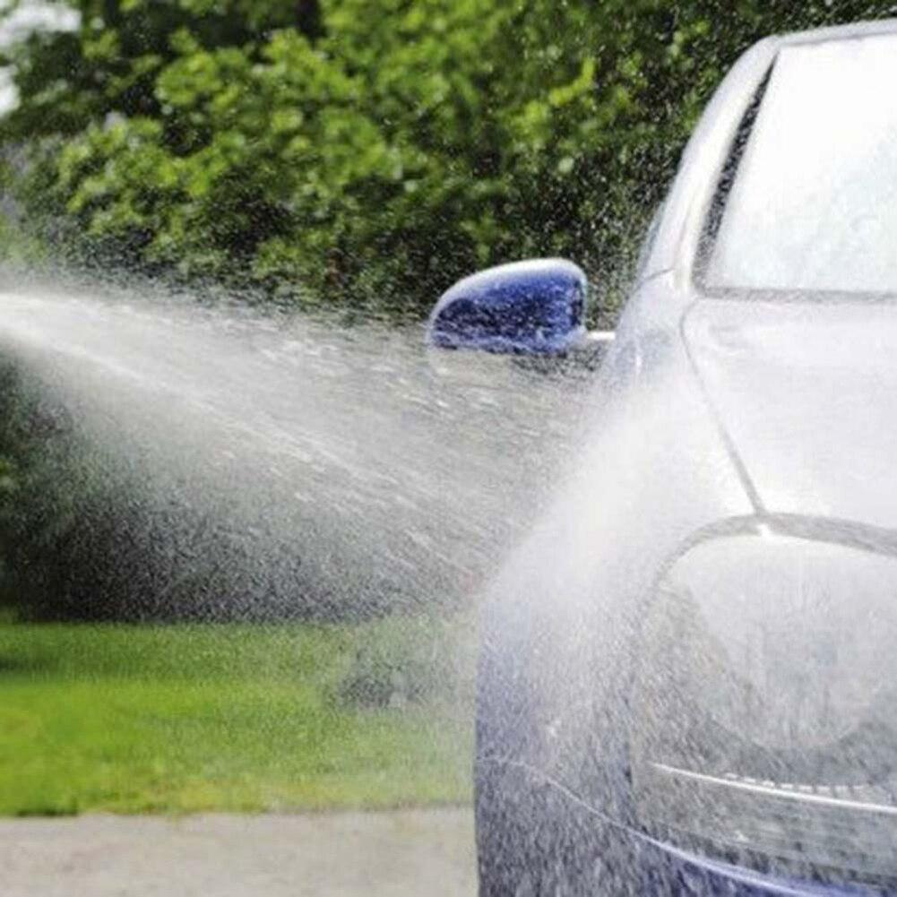 46 см высокое давление вода пистолет для уборка автомобиль стирка машина сад полив шланг насадка спринклер пена вода пистолет