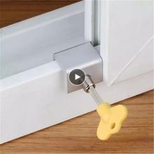 Window-Lock Translation-Screen Plastic Safety Aluminum-Alloy Door Child Steel
