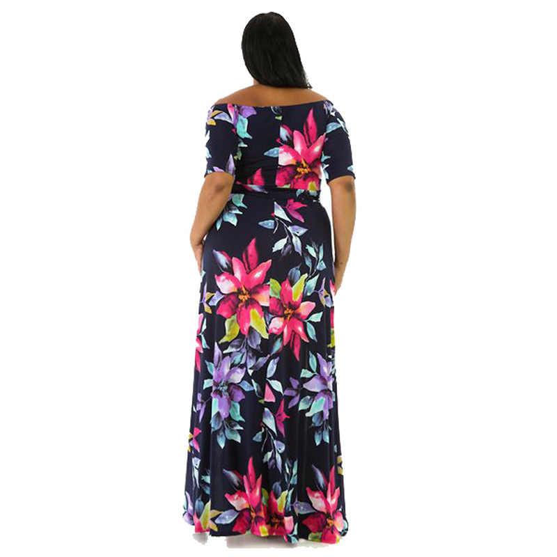 Heißer verkauf Mutterschaft Kleid Europa USA Große Größe frauen M-5XL Digitaldruck einteiliges Split Schwangere Frauen Postpartale kleidung