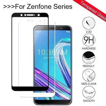 Szkło ochronne do ASUS Zenfone Max Pro M1 ZB602KL ZB555KL 5 5Z Live L1 ZA550KL ZE620KL ZS620KL szkło ochronne tanie i dobre opinie cuimeng FOLIA HD TEMPERED GLASS CN (pochodzenie) Folia na przód