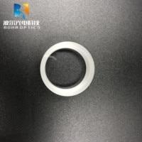 D36 * 20mm 창 UV 융합 실리카 광학 유리 고정밀 스텝 윈도우