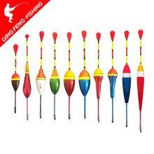 Angeln Schwimmt Set Boje Bobber Angeln Licht Stick Schwimmt Schwanken Mix Größe Farbe float boje Für Angeln Zubehör