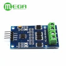 Módulo de transferencia de 10 Uds. RS422 entre señales bidireccionales TTL, microcontrolador de giro completo y doble 422, módulo TTL MAX490