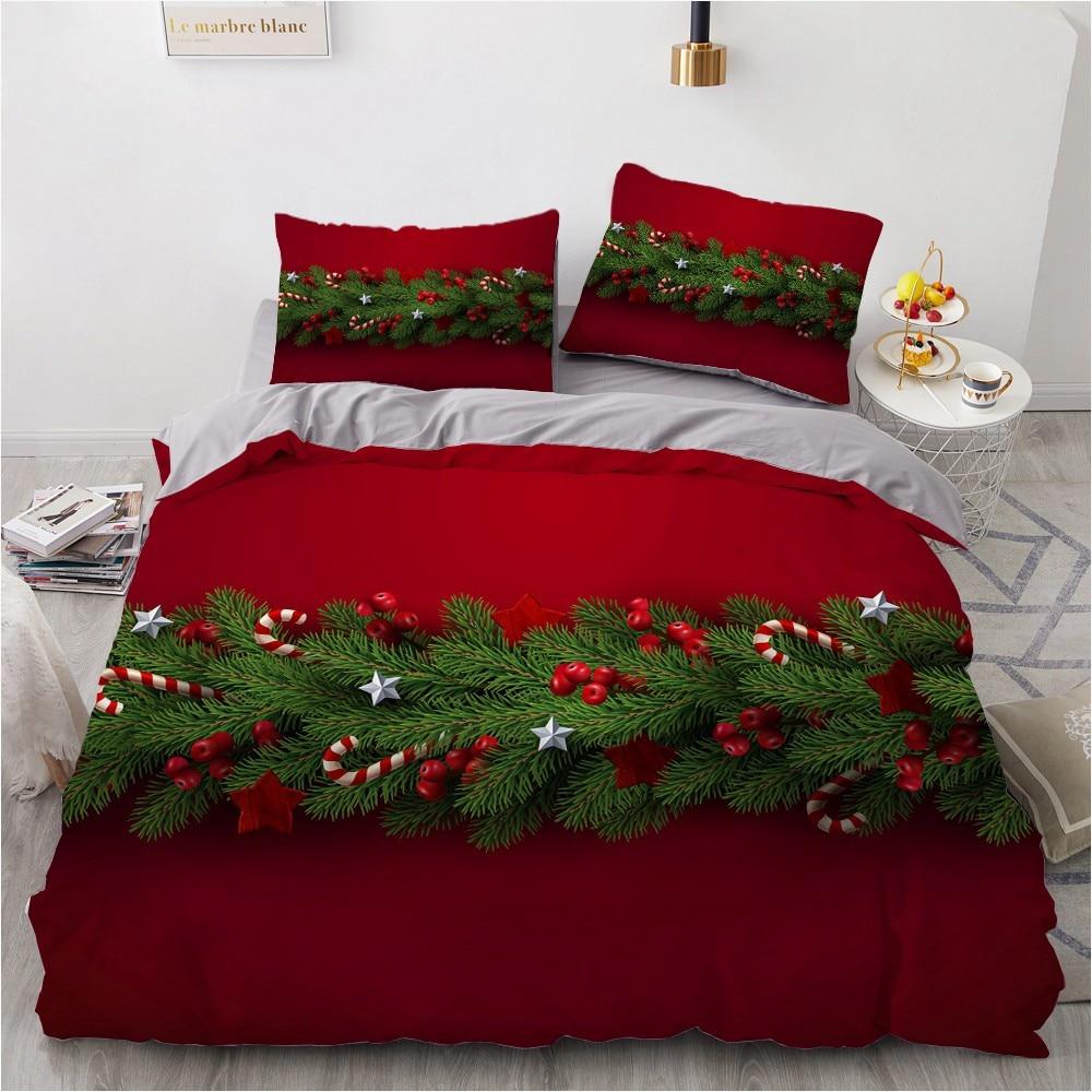 3d Christmas Design Bedding Set Duvet Cover Set Comforter Bed Linen Queen King Queen Double Single Size Home Textile From Baolv 39 62 Dhgate Com