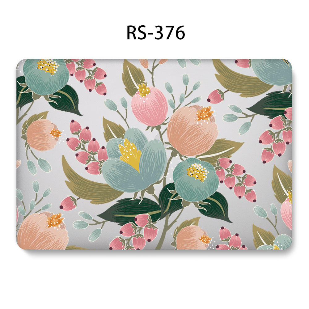 Soft Leaf Case for MacBook 115