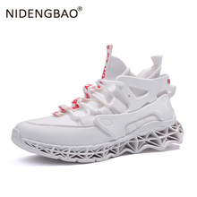 Big Size Men Running Shoes New Trend Sneakers For Men Breathable Mesh Sport Shoes Outdoor Male Walking Shoes Fashion Trainers цена 2017