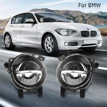 مصباح أمامي LED للضباب DRL لسيارات BMW ، مصباح ضباب للسيارة ، F20 ، F22 ، F30 ، F35 ، LCI ، 2012 2018 ، 63177315559