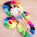 43-100 см улыбка подсолнечника плюшевые игрушки с игрушечным котенком, подушечный коврик для домашних животных Подушка с рисунком