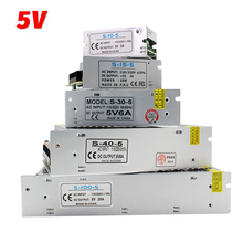 5 Volt Power Supply Transformer 2A 3A 5A 6A 8A 10A 15A 20A 30A 40A 5V Power Adapter 10W 15W 25W 30W 40W 50W 75W 100W 150W 200W [cheneng]mean well original lpp 150 5 5v 30a meanwell lpp 150 5v 150w single output with pfc function