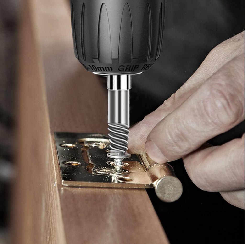 18 pçs parafuso porca parafusos removedor extrator fácil para fora conjunto mão esquerda brocas espiral flauta parafuso quebrado rosqueamento ferramentas manuais