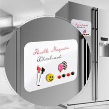 Drawing-Board Reminder-Magnet Fridge Dry-Erase Note Refrigerator Flexible A4 Kids X12-9-