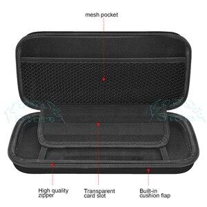 Image 3 - Nintendoswitch Tragbare Hand Lagerung Tasche Nintendos Nintend Schalter Konsole EVA Tragen Fall Abdeckung für Nintendo_switch Zubehör