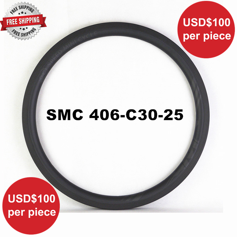 <font><b>20</b></font> inch 406 Clincher Carbon Rim Depth 30mm Width 25mm Full Carbon <font><b>Wheel</b></font> Road Bike <font><b>BMX</b></font> <font><b>Wheels</b></font> Mini In Stock SMC Speed Mini Cycle image