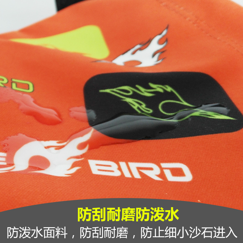 Engine Bird Off-road Run Sand-proof Case Marathon Shoe Cover Gobi Run Thick Wear-Resistant Rainy Day Outdoor Hiking Equipment