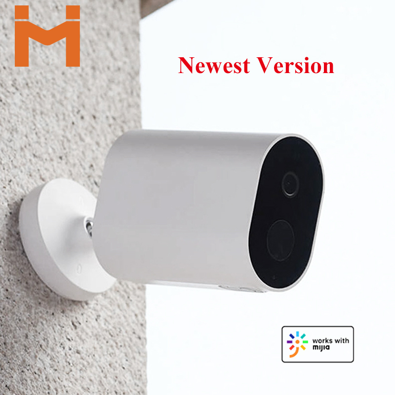 Original IMILAB Smart Wireless Battery IP Camera 1080P With Gateway F2.6  AI Humanoid Detection IP65 Outdoor Cam Monitor