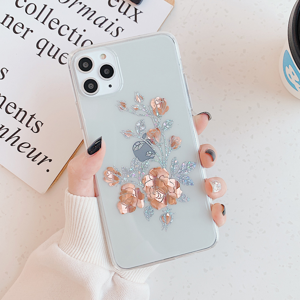 clear iphones case
