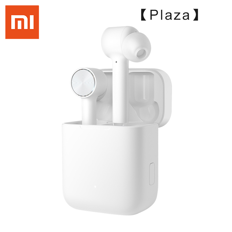 2019 Xiaomi Airdots TWS Bluetooth Earphone Youth Edition Wireless In-ear Earbuds With Mic BL 4.2 Stereo Voice Touch Operation