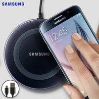 SAMSUNG Original QI WIRELESS-LADEGERÄT für Samsung Galaxy S6 Rand S6 + G9200 G9250 S6Edge + Hinweis 5 G9280 S7 s8 Plus S9 S10 EP-PG920I