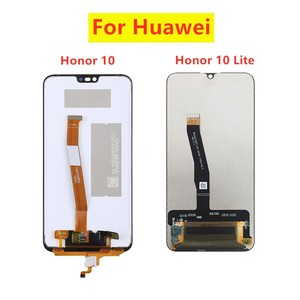"""Image 3 - 6.21"""" For Huawei Honor 10 Lite HRY LX1 HRY LX2 HRY LX1T LCD Display+Touch Screen Digitizer Assembly With Frame For Honor 10"""