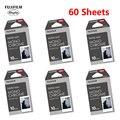 Фотопринтер Fujifilm Instax Mini 9 10-60 листов, монохромная фотобумага для мгновенной печати Fujifilm 7 8 9 25 50s 70 90 SP, бумага для смартфона