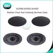 New Genuine A1425 A1502 A1398 Gummi Pad Unibody Bottom Fall für MacBook Retina 13 ''15'' Untere Abdeckung Fall gummi Füße Pad