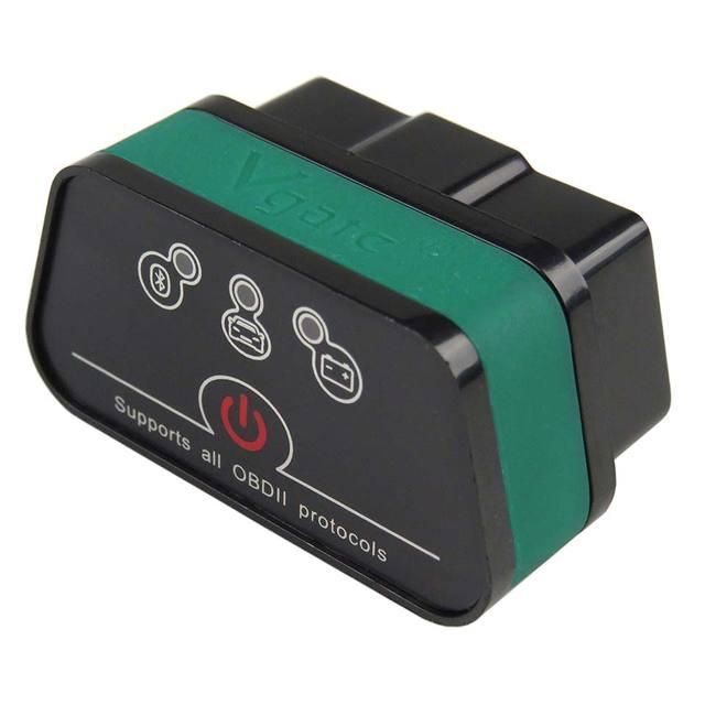 ماسح ضوئي للسيارة Vgate iCar2 ، أداة تشخيص السيارة مع Bluetooth ، iCar 2 ، Elm 327 ، OBD 2 ii ، لنظام Android والكمبيوتر الشخصي