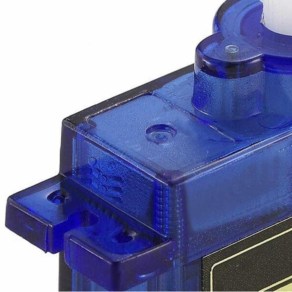 HIINST 1pcs 100% NUOVO SG90 9G Micro Servo Motore Per Robot 6CH RC Elicottero Aereo Controlla per Arduino A distanza giocattolo di controllo Acce