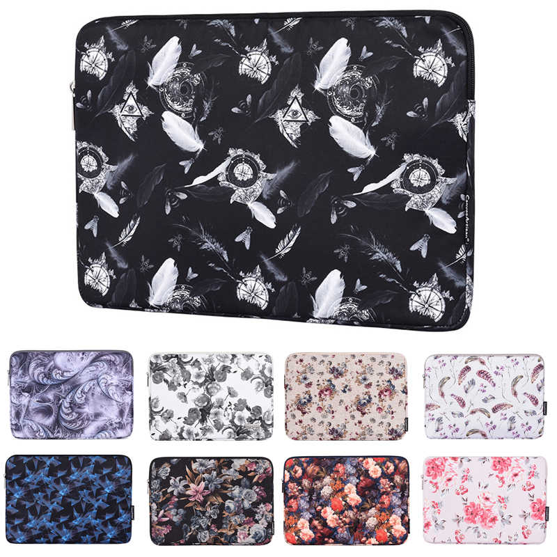 Laptop Bag Case Voor Macbook Air Pro 11 13 14 15 15.6 Xiaomi Lenovo Asus Acer Dell Hp Notebook 13.3 15 Inch Computer Case