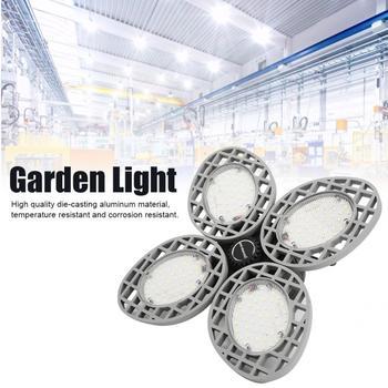 AC 85-265V LED Garden Wall Lamp With E27 Base High Brightness 4 Levels Die-Casting Aluminum Garden Lamp Deformable Light