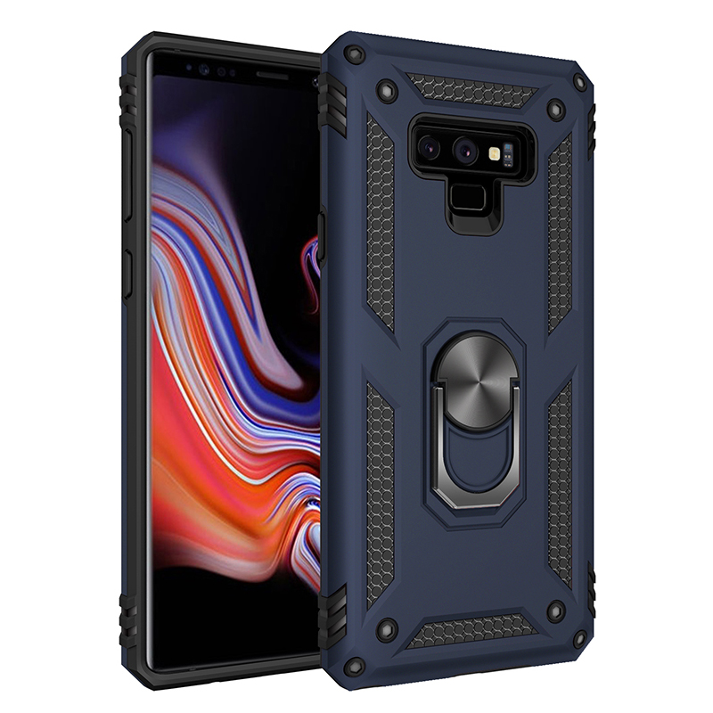 Luxury Metal <font><b>Ring</b></font> for Coque Samsung <font><b>Note</b></font> <font><b>9</b></font> <font><b>Case</b></font> Smasung Galaxy <font><b>Note</b></font> <font><b>9</b></font> Cover Car Phone Holder Back Shell for Samsung <font><b>Note</b></font> 8 <font><b>Case</b></font> image