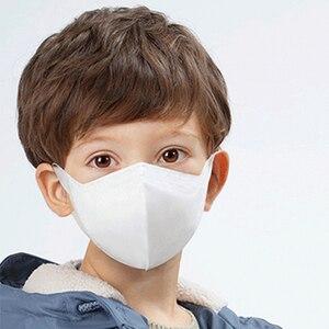 Image 4 - يمكن التخلص منها الأطفال طفل أقنعة 3 layer غير المنسوجة ثلاثية الأبعاد تنفس الكبار الفم قناع التنفس mascarillas الفم دثر الرعاية الصحية