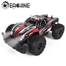 Eachine-véhicule tout-terrain, modèle de jouet pour enfants, télécommande, RTR 1/14, 2.4G RWD RC, véhicule dérive, avant lumière LED