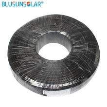 10 meter/Roll hohe leistung 4mm2 Solar Kabel Rot oder Schwarz Pv Kabel Draht Kupfer Leiter VPE Jacke TÜV certifiction