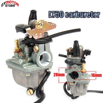 Wysokiej jakości gaźnik pasuje do Suzuki LT50 LT 50 ALT50 JR50 LTA5 Quadrunner Carb