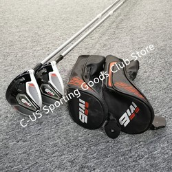 Golf clubs 2019 Model M6 NO.3 wood and NO.5 wood Graphite Golf shaft R or S flex Clubs driver Free shipping