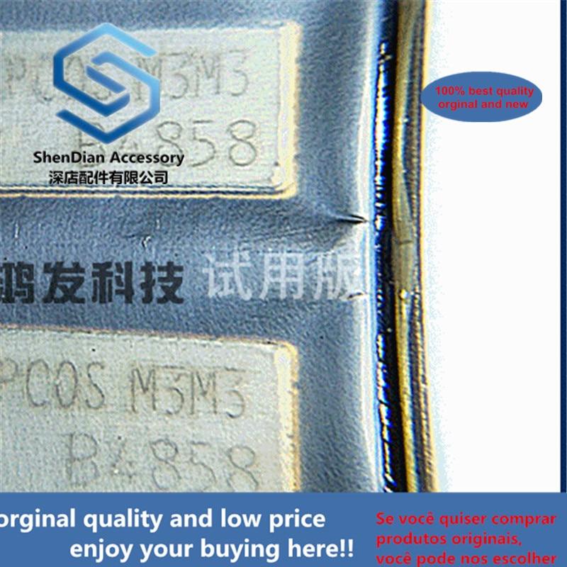 5pcs 100% Orginal New B39860-B4858-Z710 SAW Sound Table Filter SMD Chip QCC10B