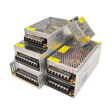 Schalt Netzteil 12 Volt 24 Volt Netzteil Transformator 220V Zu 5V 9V 12 V 24 V 48V 1A 2A 3A 5A 10A 20A 30A SMPS Für LED