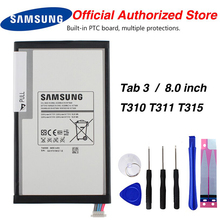 9h 2 5d tempered glass for samsung galaxy tab 3 t310 t311 8 screen protect clear cover for sm t310 sm t311 protector film 0 3mm Original Samsung T4450E Tablet Battery For Samsung GALAXY Tab 3 8.0 T310 T311 T315 4450mAh