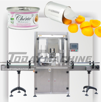 canned food packaging machine meats beans fruits vegetables canning machine